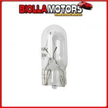 98241 LAMPA 24V LAMPADA CON ZOCCOLO VETRO - W5W - 5W - W2,1X9,5D - 2 PZ - D/BLISTER
