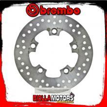 68B407D8 DISCO FRENO POSTERIORE BREMBO KYMCO LIKE 2009- 125CC FISSO