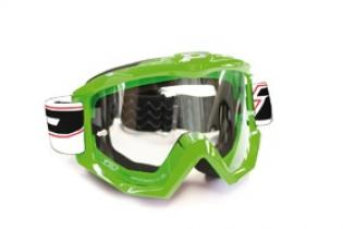 9-3201 V MASCHERINA PROGRIP CROSS RACE LINE VERDE