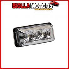 98391 LAMPA LUCE INGOMBRO A 2 LED, 24V - BIANCO