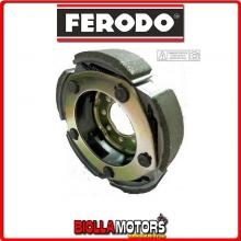 FCC0554 FRIZIONE FERODO MALAGUTI GRIZZLY RCX 10 (motore S6) 50CC 2001-2002