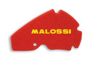 ESA 1414485 SPUGNA FILTRO DOUBLE RED SPONGE MALOSSI X APRILIA SCARABEO Light 125 4T LC euro 3 (APRILIA BA03)