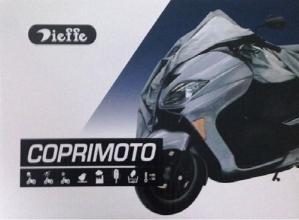 C009 TELO COPRIMOTO DIEFFE X SCOOTER & MAXISCOOTER MISURA STANDARD
