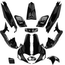 366311 KIT CARENE 13 PEZZI CARENA GILERA RUNNER 1997-2004 50 / 125 / 180CC NERO
