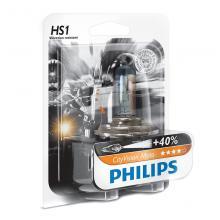 E0364185 LAMPADA PHILIPS HS1 12V 35/35W PX43T ALOGENA