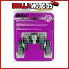 MG28177SU MCGARD BULLONI SFERICI, KIT 4 PZ - ORIGINAL - E160 AUDI Q3 (10/11>12/18)