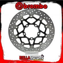 78B40859 DISCO FRENO ANTERIORE BREMBO TRIUMPH DAYTONA 2013- 675CC FLOTTANTE