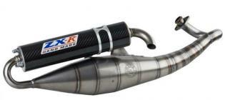 7451r MARMITTA LEOVINCE ZX-R MALAFUTI F12 R PHANTOM KAT 50 ('07 - LIQUID COOLED)