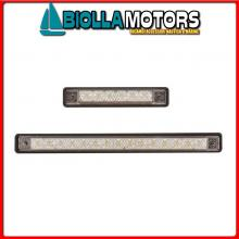 2145729 PLAFONIERA STRIP 15LED L200< Luce Strip4 6-15 LED 12V