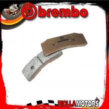 07B36640 COPPIA PASTIGLIE FRENO BREMBO [Z03] XB2P711 - PINZA FRENO DX RADIALE BREMBO CNC ENDURANCE P4 ?30/34 108mm - [ANTERIORE]