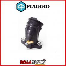 845946 RACCORDO AMMISSIONE PIAGGIO ORIGINALE SCARABEO 50 4T 2V E2 2002-2006