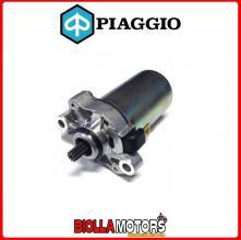 96921R MOTORINO AVVIAMENTO PIAGGIO ORIGINALE SCARABEO 50 4T 2V E2 2002-2006