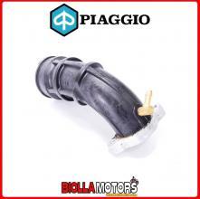 845737 RACCORDO AMMISSIONE CARBURATORE ORIGINALE PIAGGIO FLY 50 4T 4V 2011 (USA)