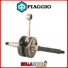 4316255 ALBERO MOTORE COMPLETO ORIGINALE PIAGGIO LIBERTY 50- FREE 50- ZIP 50- VESPA ET2
