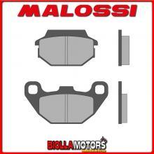 6215858 PASTIGLIE FRENO MALOSSI SPORT POSTERIORI KYMCO AGILITY R16 125 4T euro 3 (KL25B)