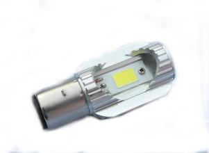 LP39558 LAMPADA SINGOLO LED NEW FASHION 12V BA20D 1050 LUMEN VESPA PX PE 125-150