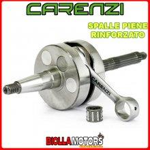 090939A ALBERO MOTORE CARENZI EVOLUTION BIELLA 80 SP.12 PIAGGIO GILERA 50 2T