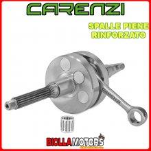090932A ALBERO MOTORE CARENZI EVOLUTION BIELLA 80 SP.12 MINARELLI ORIZZONTALE 50CC