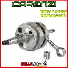 090937B ALBERO MOTORE CARENZI SPALLA PIENA + DOPPIA SPALLA PEUGEOT 50cc