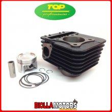 9928300 GRUPPO TERMICO CILINDRO TOP MODIFICA PIAGGIO 4T D.49 80CC 4 VALVOLE