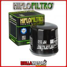 HF553 FILTRO OLIO BENELLI 899 TNT T / S / K 2008-2015 899CC HIFLO