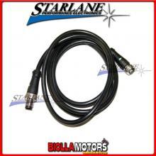 PR100M8 Prolunga STARLANE cavo sensore maschio-femmina 100 cm conn. M8.