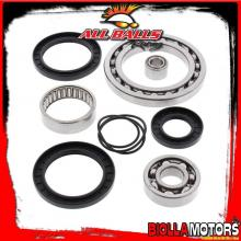 25-2045 KIT CUSCINETTI E PARAOLI DIFFERENZIALE POSTERIORE Yamaha 700 RHINO FI 700cc 2008-2013 ALL BALLS