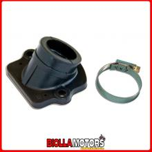 274114 COLLETTORE DRITTO D.28MM APRILIA MOJITO 50 CUSTOM (MOT. PIAGGIO) 2T 2004-2008