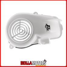 083235 WHITE RADIATOR COVER-MINARELLI HORIZONTAL