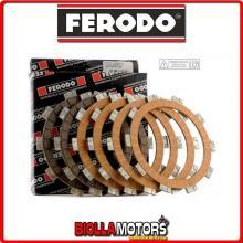 FCD0614/1 SERIE DISCHI FRIZIONE FERODO CAGIVA DAKAR 125 125CC 1985- CONDUTTORI RACE