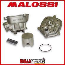 3111985 GRUPPO TERMICO MALOSSI 80CC D.50 DERBI GPR NUDE 50 2T LC <-2005 (EBS050) ALLUMINIO H2O -