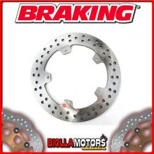 RF8521 REAR BRAKE DISC BRAKING PEUGEOT GEOPOLIS 500cc 2008-2012 FIXED