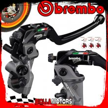 110C74010 POMPA FRENO BREMBO RACING RADIALE 19RCS 19X18-20 CC SUZUKI GSX-S 1000
