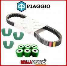 82941R CINGHIA DI TRASMISSIONE RULLI E CURSORI ORIGINALE PIAGGIO/GILERA NEXUS 250 E3 2007 (EMEA)