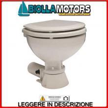 1321012 TOILET AQUAT COMF 12V WC - Toilet Elettrica Johnson AquaT