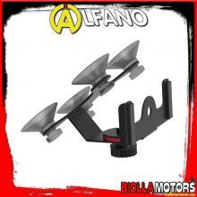 A5001 SUPPORTO ALFANO 6 / ADSPS /ADSMAG DISPLAY PER PARABREZZA CON VENTOSE