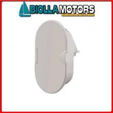 1513241 FLESSIBILE 4M WHITE 1/2-3/8 Box Doccetta Miscelatore SM Oval