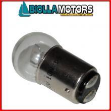 2163256 LAMPADINA BIPOLARE LED 12V< Lampadina LED BA15D Gel 180LM