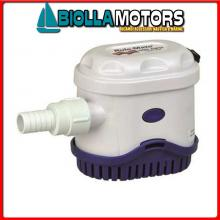 1821620 POMPA RULE AUTO 1100GPH 24V Pompe di Sentina Automatiche Rule-Mate