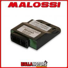5512341 DIGITRONIC MALOSSI CENTRALINA DIGITALE PIAGGIO CON IMMOBILIZER
