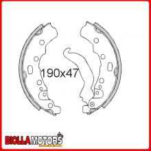 225120261 GANASCE FRENO PIAGGIO APE TM P602 220 1982-1983