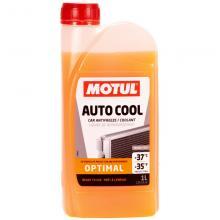 109116 LIQUIDO AUTO RADIATORE REFRIGERANTE ROSSO MOTORE MOTUL AUTO COOL OPTIMAL -37°C