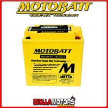 MB16U BATTERIA MOTOBATT YB16B-A AGM E06005 YB16BA MOTO SCOOTER QUAD CROSS