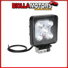 72329 LAMPA WL-15, FARO AUSILIARIO A 5 LED - 10-30V - BIANCO