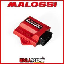 5518548B CENTRALINA MALOSSI FANTIC CABALLERO 50 2T LC euro 4 (MINARELLI AM 6)