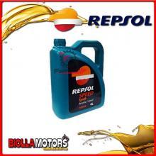 RI002X54IT 4 LITRI OLIO REPSOL SPEED SYNTH BENZINA/DIESEL LT4 10W40 (OLIO AUTO)