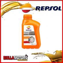 RI801B91IT 1 LITRO OLIO REPSOL LIQUIDO PER FRENO DOT 5.1