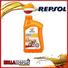 RP147Z51IT 1 LITRO OLIO REPSOL MOTO OFF ROAD 2T 1LT