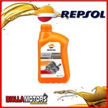 RP173Y51IT 1 LITRO OLIO REPSOL MOTO TRANSMISIONES 80W90 1LT TRASMISSIONE INGRANAGGI