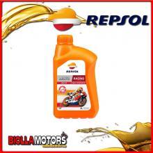 RP160G51IT 1 LITRE HUILE REPSOL MOTO RACING 4T 10W60 1LT